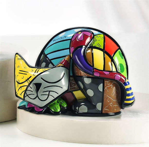 ROMERO BRITTO CAT- TIM