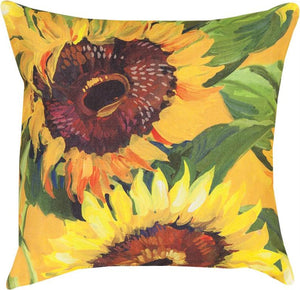 Sunflower Indoor/Outdoor Pillows Set of 2
