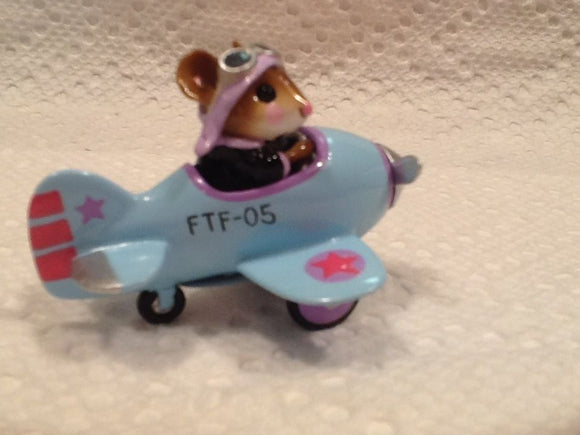 Wee Forest Folk FTF 05 Pedal Plane