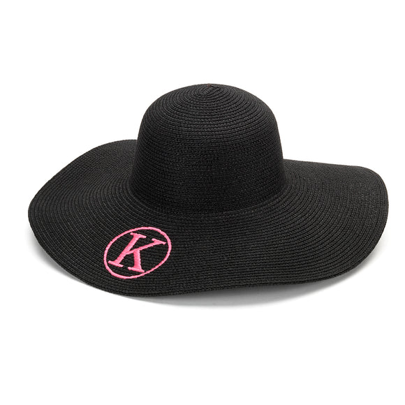 Floppy Hat- Black