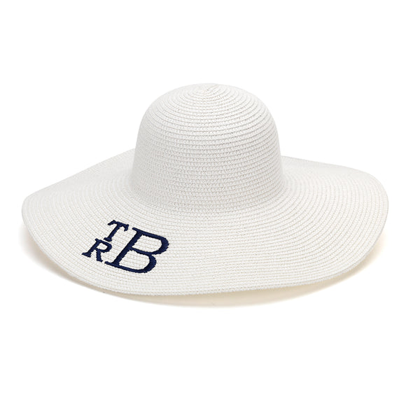 Floppy Hat- White