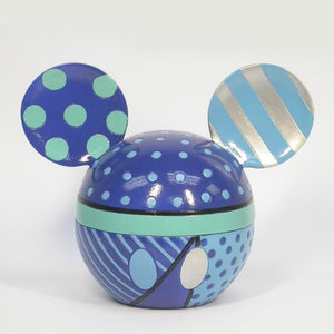 ROMERO BRITTO DISNEY MICKEY EARS THE BLUE PERIOD BOX