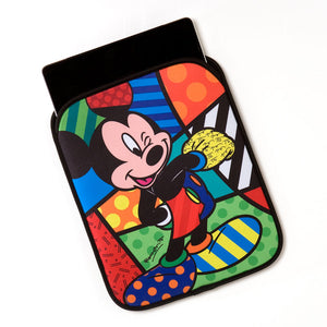 ROMERO BRITTO DISNEY MICKEY MOUSE iPAD/TABLET COVER