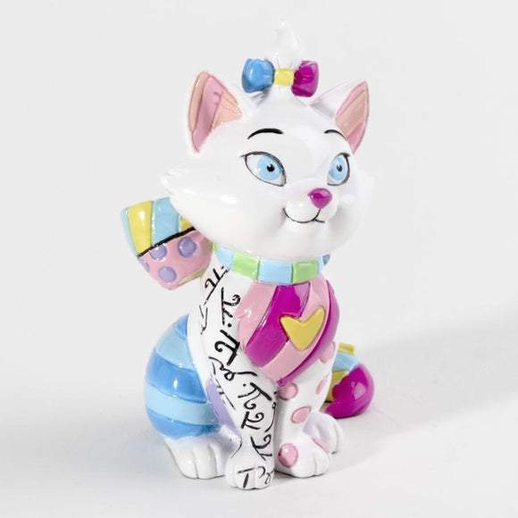 ROMERO BRITTO DISNEY MINI MARIE THE  CAT