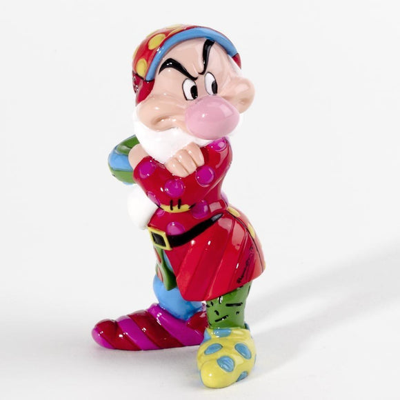 ROMERO BRITTO DISNEY MINI GRUMPY