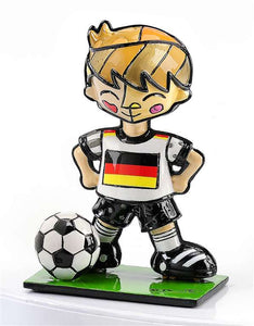 BRITTO WORLD CUP SOCCER PLAYER MINI- GERMANY