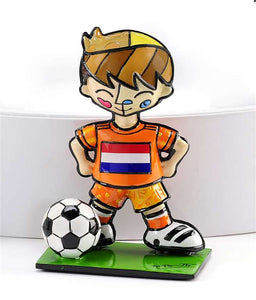 BRITTO WORLD CUP SOCCER PLAYER MINI- NETHERLANDS