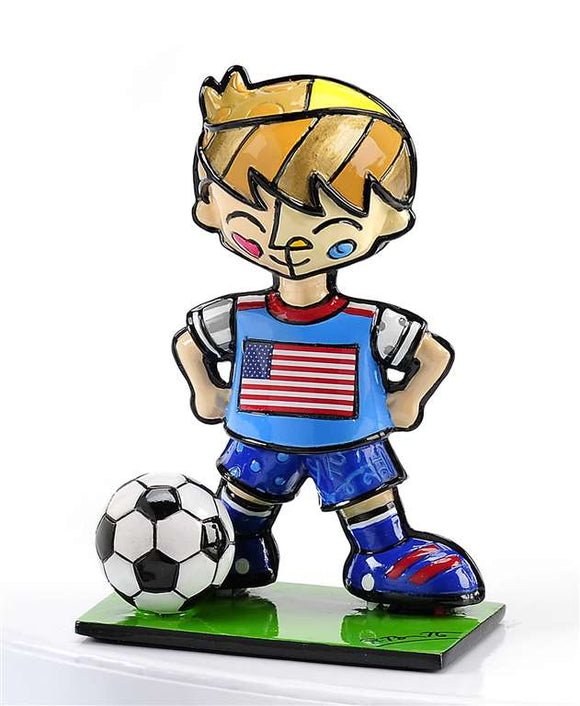 BRITTO WORLD CUP SOCCER PLAYER MINI- USA