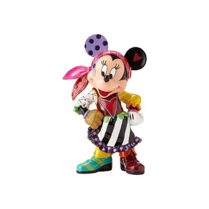 Disney By Britto Minnie Mouse Pirate Figurine