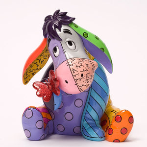 DISNEY BY BRITTO EEYORE FIGURINE