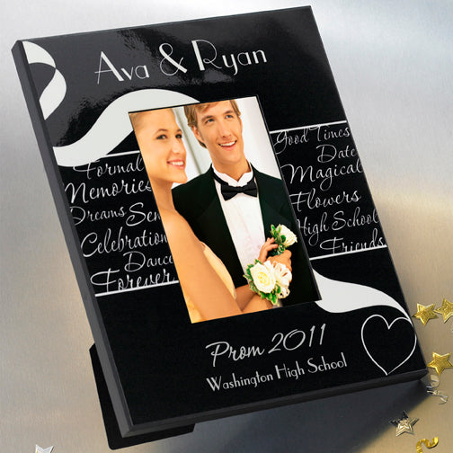 Personalized Prom Picture Frame
