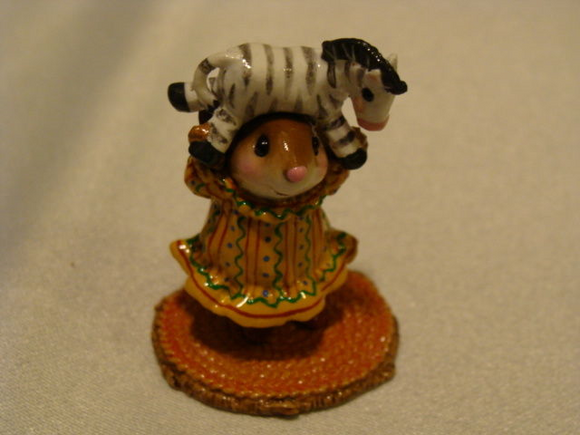 Wee Forest Folk Special Color African Queen