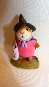 Wee Forest Folk Special Color Pink Littlest Witch