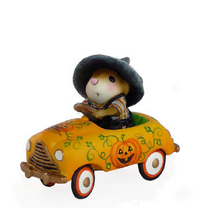 Wee Forest Folk Halloween Pedal Pusher