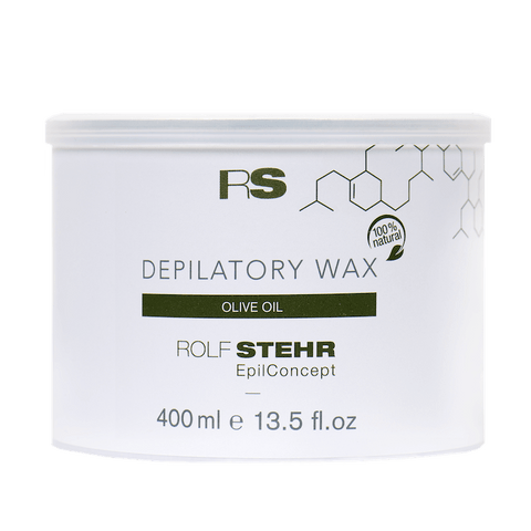 RS EpilConcept - Depilatory Wax Olive Oil (100% natural) 400 ml