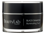 BeautyLab - Black Diamond Illuminating Dust 15gr. mit Kabuki Pinsel