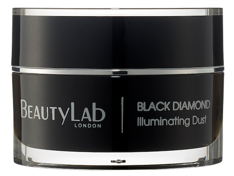 BeautyLab - Black Diamond Illuminating Dust 15gr mit Kabuki Pinsel
