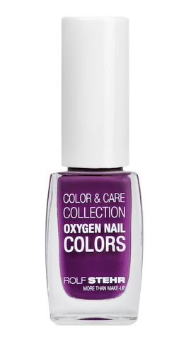 RS Oxygen Nail Color Purple 026