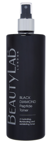 BeautyLab - Black Diamond Peptide Toner 500ml KABINE