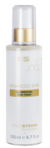 RS DermoConcept - Advanced Skin - Illuminating Skin Toner 200ml - TESTER