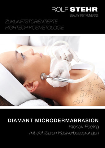 RS Beauty Instruments - Diamant Microdermabrasion - Poster A1