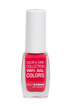 RS Vinyl Nail Color Raspberry 008