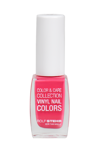 RS Vinyl Nail Color Pink Star 015