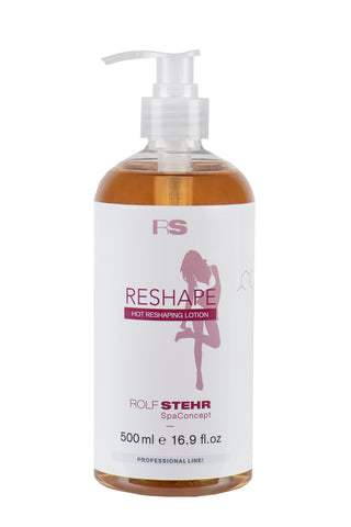 RS SpaConcept - RESHAPE Hot Reshaping Lotion - 500ml KABINE