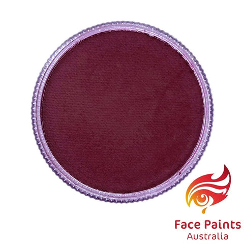 Face Paints Australia Essential RED CHERRY
