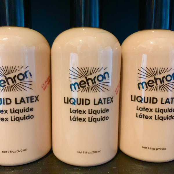 Mehron Liquid Latex light flesh 270ml