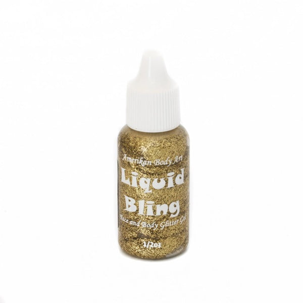 Liquid Bling BRILLIANT GOLD 1/2 oz