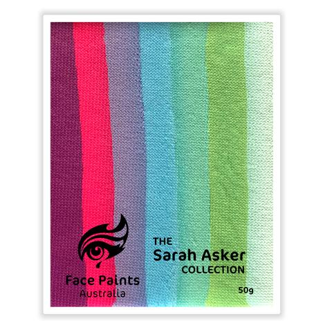 FPA 50gm combo Sarah Asker WILDFLOWERS