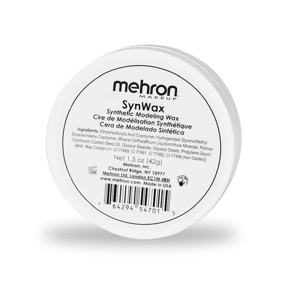 Mehron SynWax Synthetic Modelling Wax 42gm