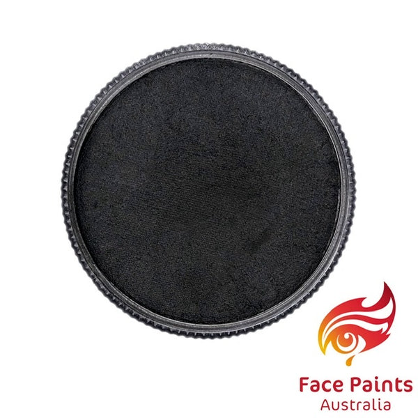Face Paints Australia Metallix BLACK