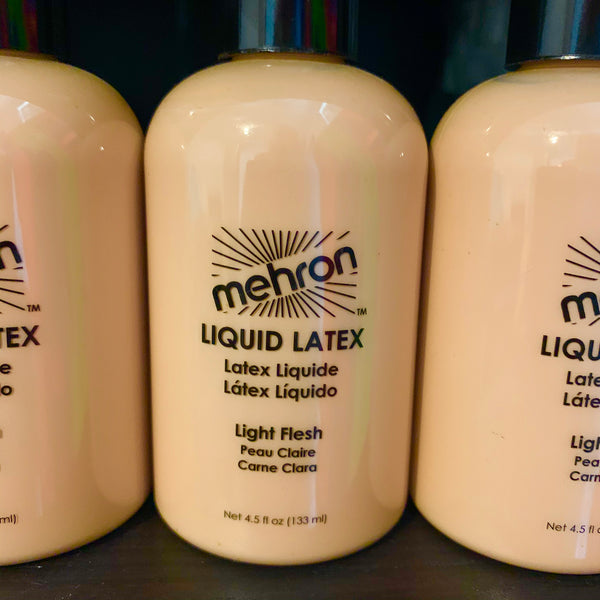 Mehron Liquid Latex light flesh 133ml