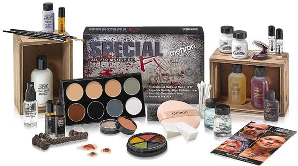 Mehron SPECIAL FX All Pro Makeup Kit