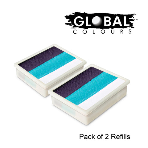 Global Fun Strokes 2 x 10gm refills ICELAND