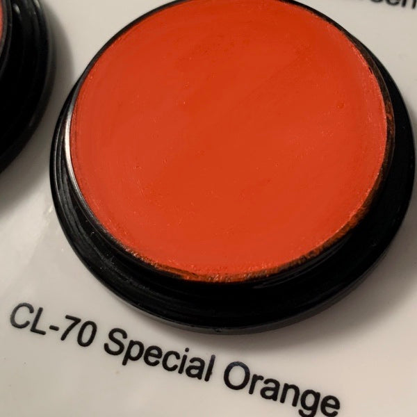Ben Nye SPECIAL ORANGE Creme Colours 7gm
