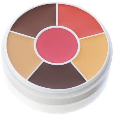 Ben Nye BROWN Creme Contour Wheel