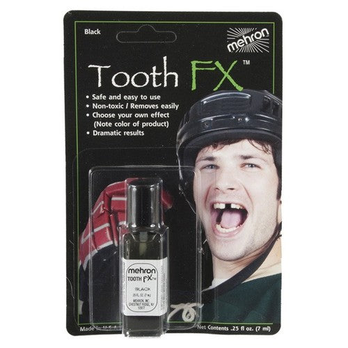 Mehron Tooth FX BLACK 7ml