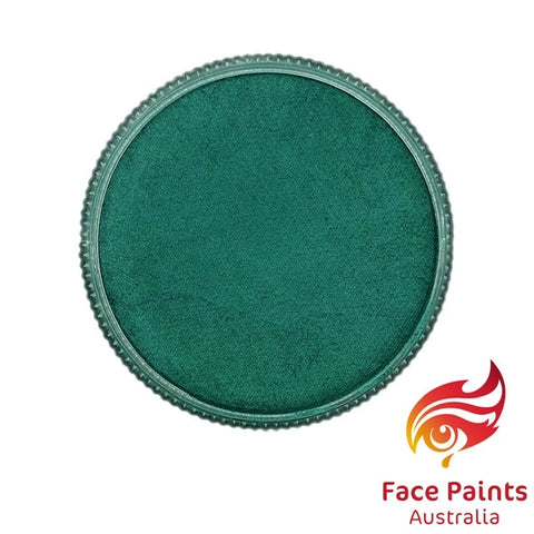 Face Paints Australia Metallic GREEN