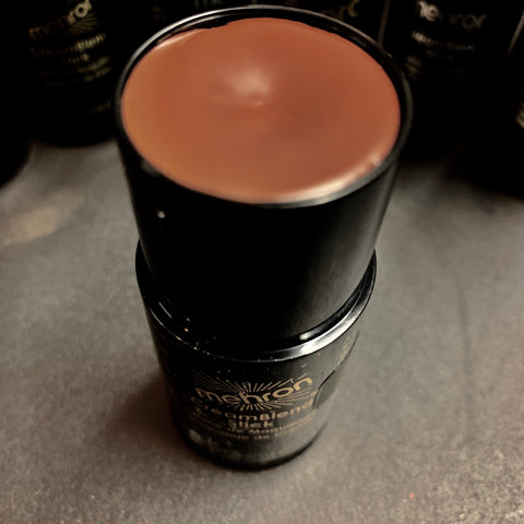 Mehron CreamBlend Stick Makeup SABLE BROWN 21gm