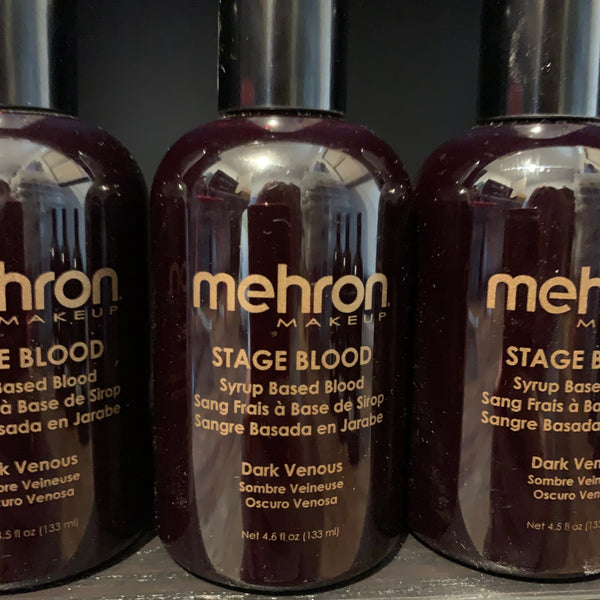 Mehron Stage Blood Dark Venous 133ml