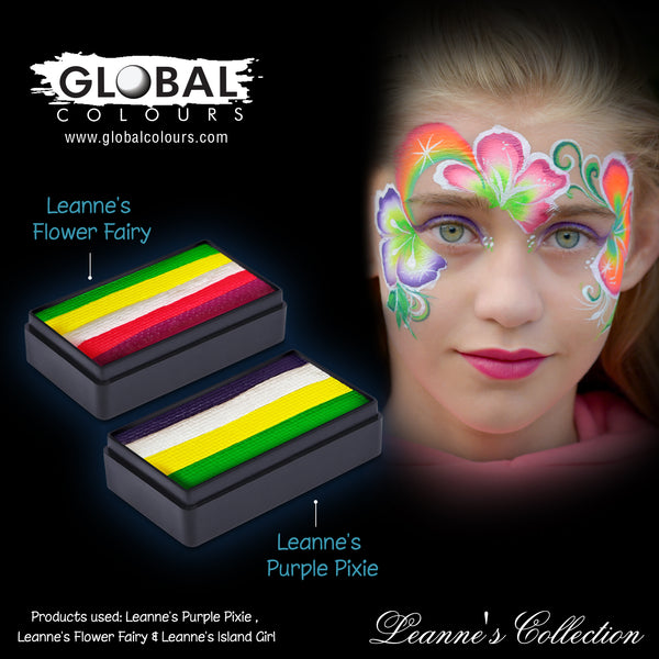 NEW!! Global Fun Strokes 30gm Leanne's FLOWER FAIRY