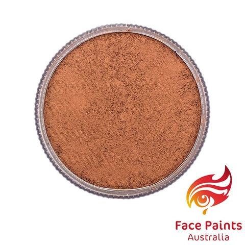 Face Paints Australia Metallix COPPER