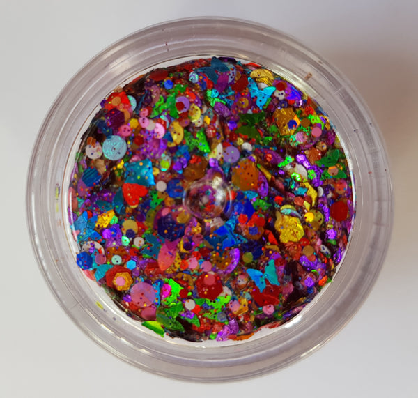 Essential Glitter Balm OVER THE RAINBOW