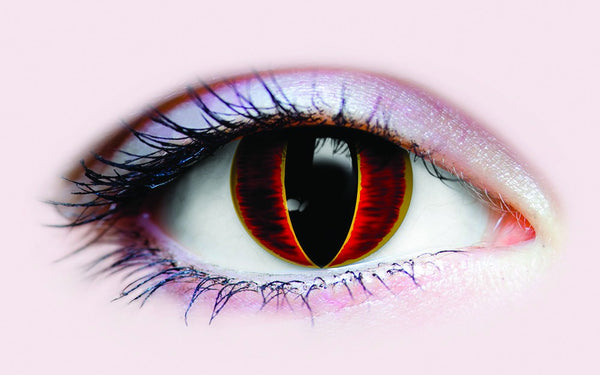 SAURON contact lenses (3 month usage, pair) 22895