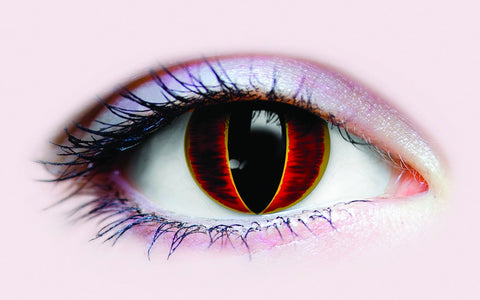 SAURON contact lenses (3 month usage, pair)