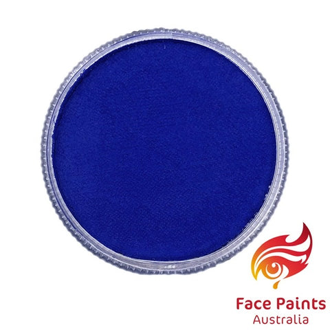 Face Paints Australia Essential MID BLUE