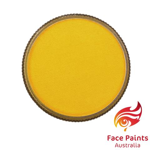 Face Paints Australia Essential YELLOW